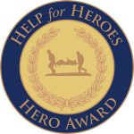 help for heroes award