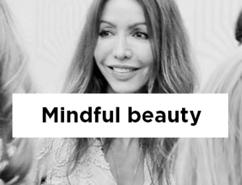 Mindful beauty