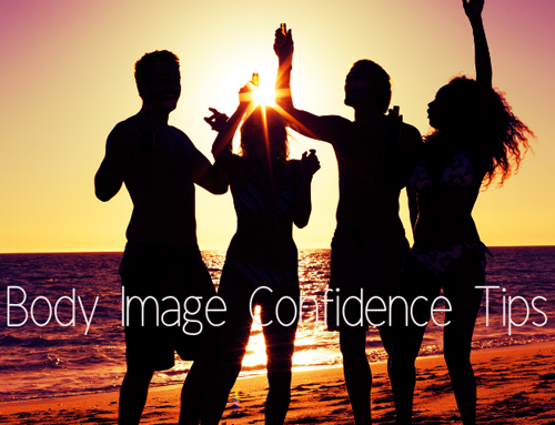Body image confidence tips